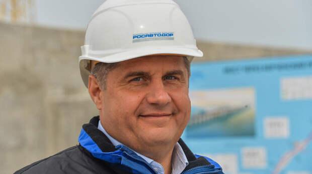 Главой Росавтодора стал бывший строитель Крымского моста