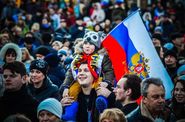 Жителям Крыма предложили рассказать, как март 2014-го изменил их жизнь