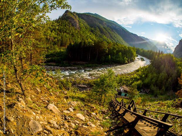 Прогулка по долине Алла, исцеляющей душу и тело