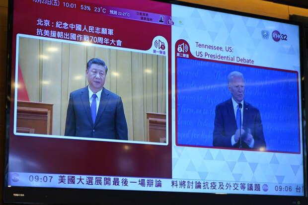 Какой будет китайская политика США при администрации Байдена?