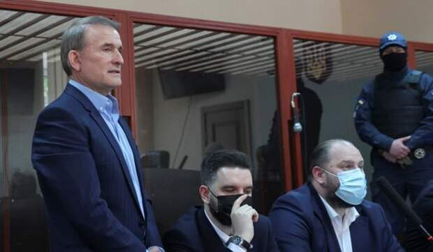 Защита Медведчука обжаловала решение суда оего домашнем аресте