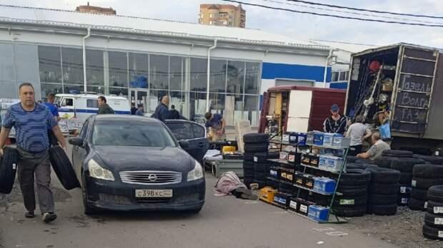 Загадочную смерть продавца нарынке «Фортуна» обсуждают жители Ростова-на-Дону