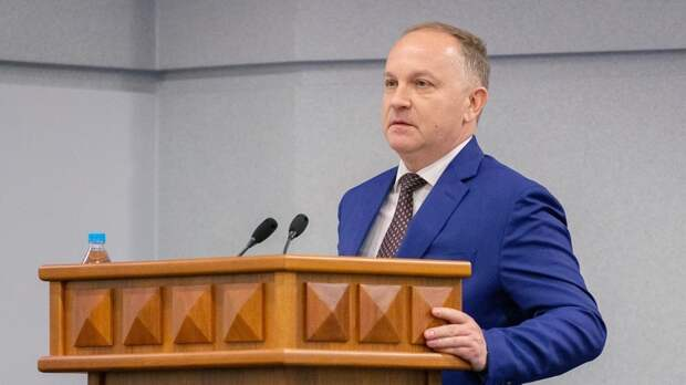 Мэр Владивостока заявил о своей отставке