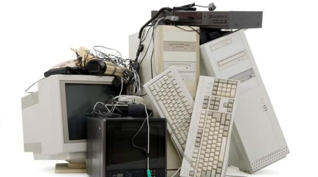 технологический мусор