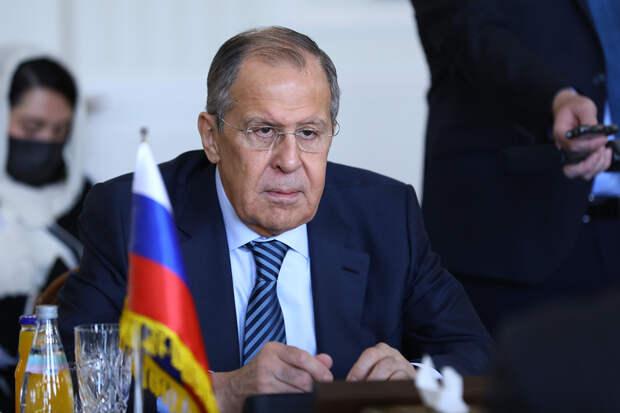 Лавров предупредил о риске возникновения резни в Донбассе