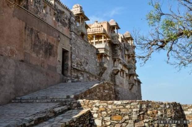 Читторгарх, трагическая история форта
