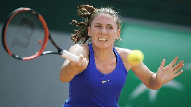 Александрова выбила Швентек и сыграет с Халеп в четвертьфинале турнира в Мельбурне