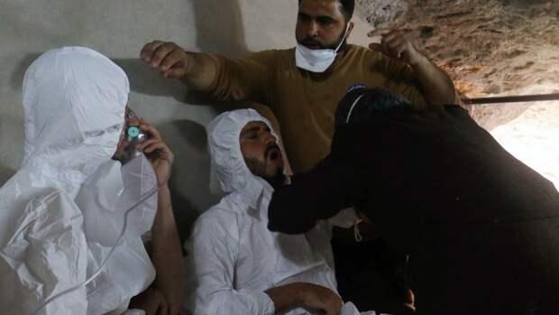 США возложили на Россию ответственность за возможную химическую атаку в Сирии