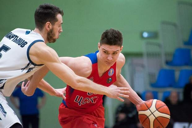 Досадное поражение: ижевские баскетболисты «Купола-Родников» проиграли ЦСКА-2