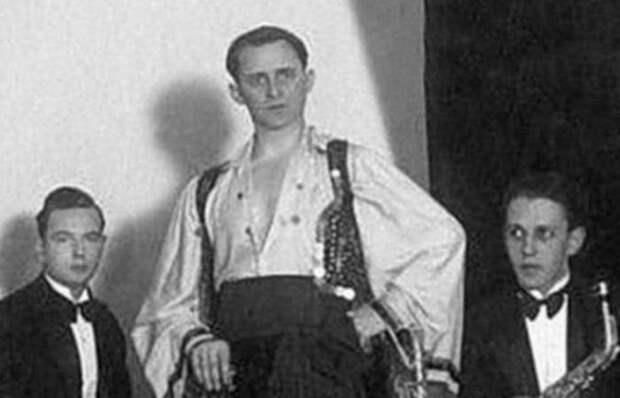 Почему русский певец Петр Лещенко выступал на оккупированных территориях СССР