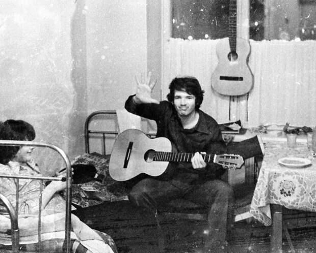 15 снимков о жизни в советской общаге