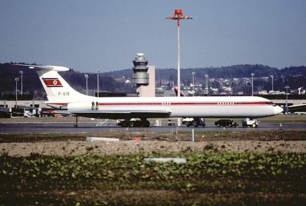 Самолет Ил-62 — флагман советского гражданского флота