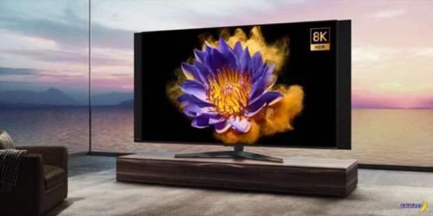 Новый флагманский телевизор Xiaomi