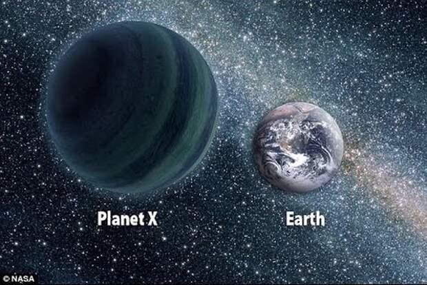 Планета Х разрушает Солнечную систему