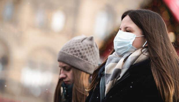 В Подмосковье выздоровели еще 163 человека после коронавируса