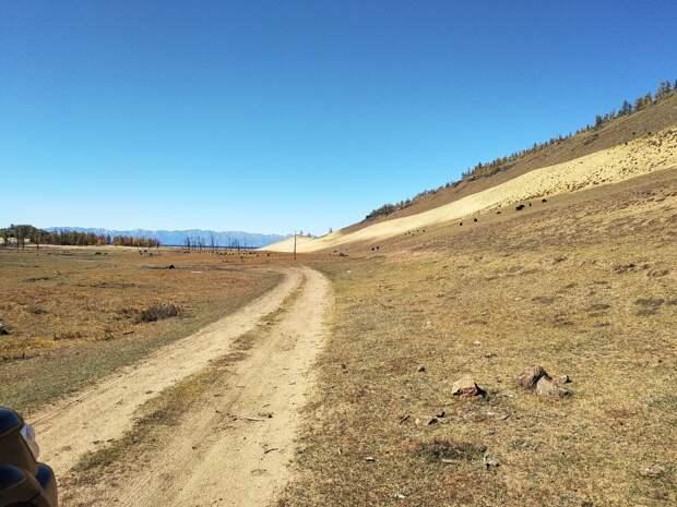 Как мы в Монголию поехали. Часть1.