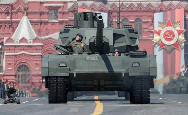 National Interest: Российский танк Т-14 «Армата» – смертоносный, но весьма дорогостоящий