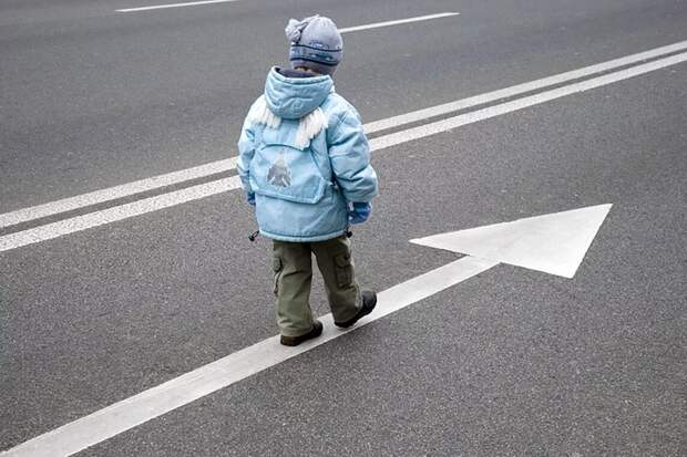 Отвез чужого ребенка домой и пожалел об этом