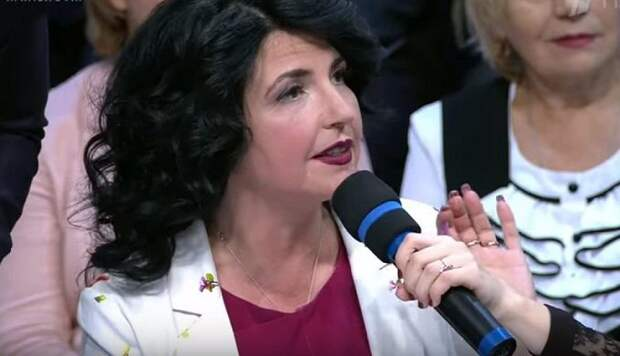 Норкин жестко осадил неожиданно отреагировавшую на комплимент украинку Соколовскую