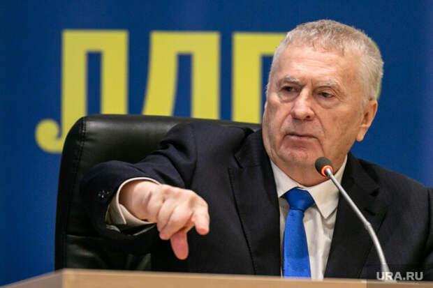 Иван Ургант прокомментировал обещание Жириновского закрыть его шоу