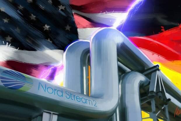 ФРГ готова ответить на санкции США по «Северному потоку – 2»