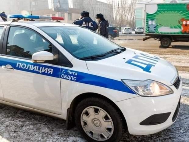 Полицейские задержали подозреваемого в насилии над детьми в Чите