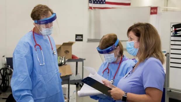 Число случаев коронавируса в США превысило 12 млн