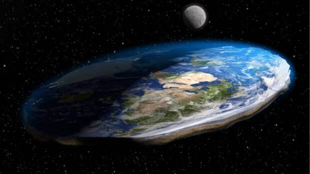 Сторонники плоской Земли терпят издевательства, гибнут, но не сдаются
