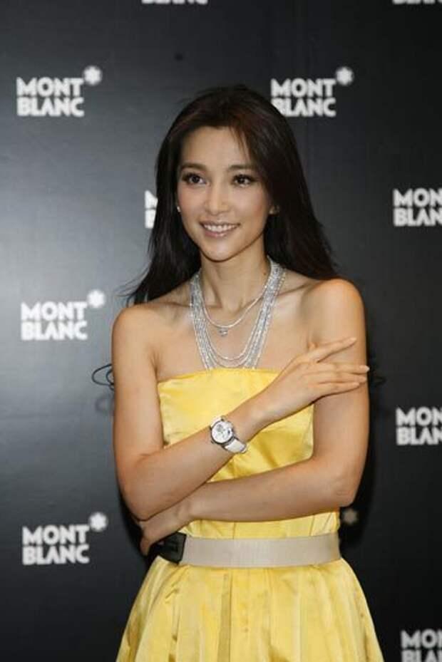 Самая красивая китаянка Ли Бинбин
