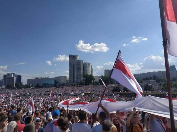Белоруссия на перепутье. Что дальше?