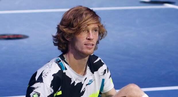 Россиянин Рублев сыграет в 1/4 финала турнира серии ATP в Барселоне