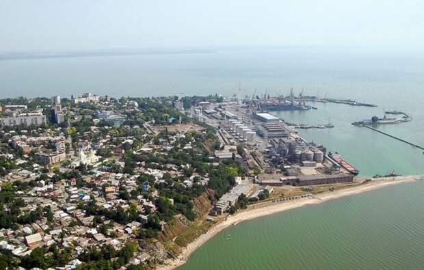 Пресная вода для Крыма будет добываться со дна Азовского моря