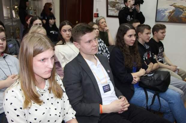Вышневолоцкий округ стал молодежной креативной площадкой