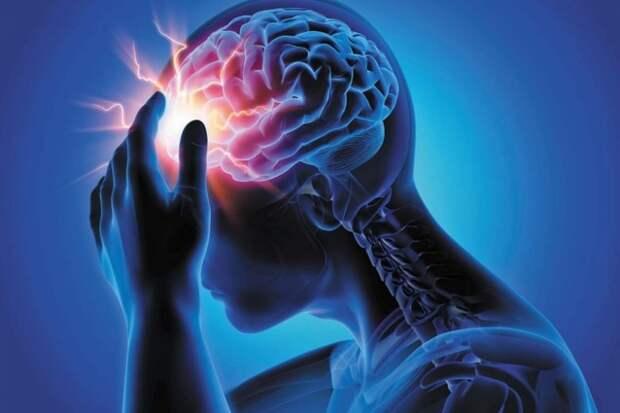 Причины головные боли