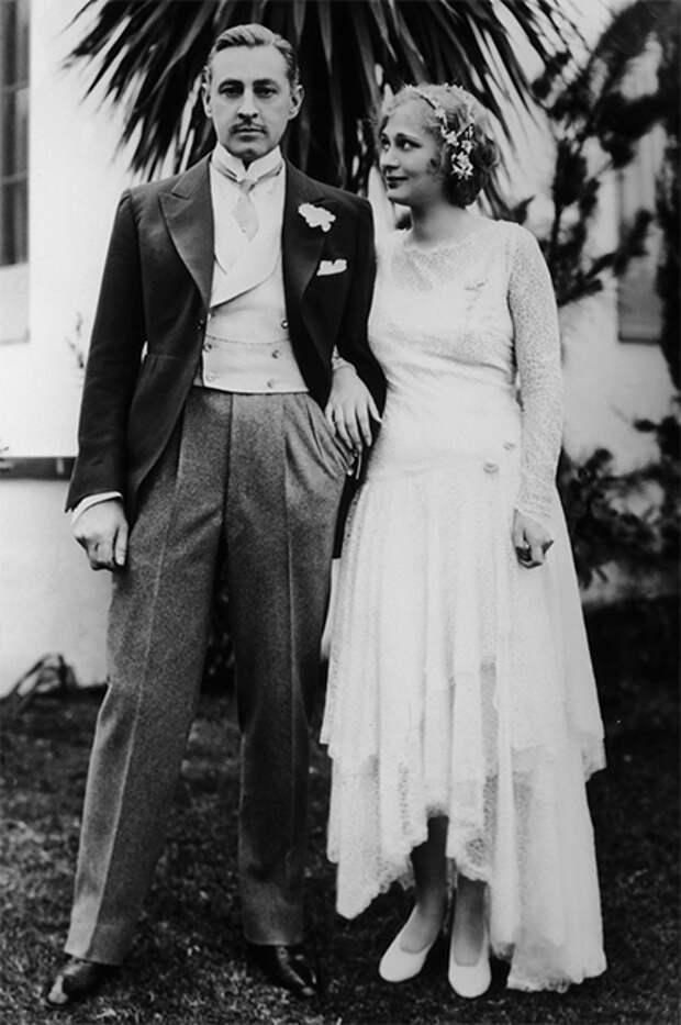 От Рокфеллеров до Кеннеди: свадебные фото самых богатых и знаменитых семей Америки и светской элиты XX века