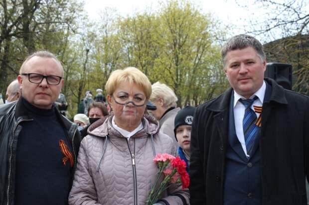 Литва: в Клайпеде почтили память героев ВОВ