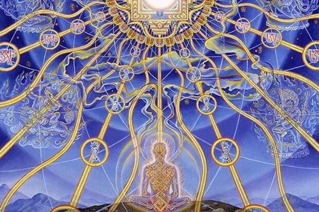 Просветление: когда собраны воедино все части души