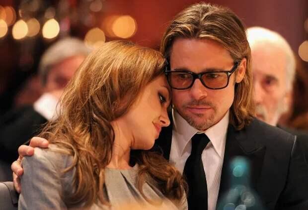 Странная Анжелина Джоли: «у меня есть все для счастья, но я не счастлива»