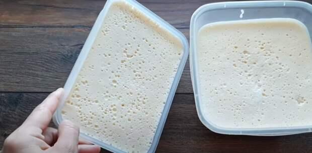Мороженое из детства! Домашнее мороженое из молока без сливок