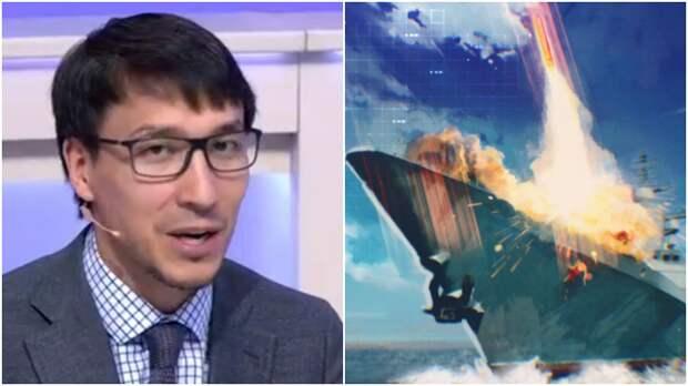 """Абзалов заявил о прямой связи учений на Каспии с карабахским конфликтом / Коллаж: ФБА """"Экономика сегодня"""""""