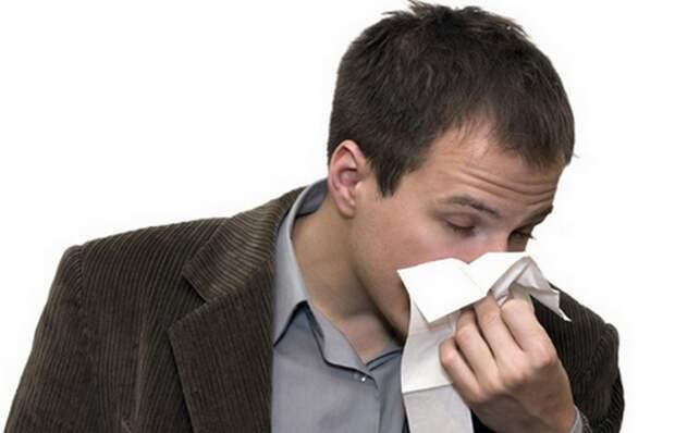 Социальная норма: шмыгать носом.