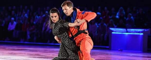 Соловьев назвал причину провала Ксении Бородиной на шоу «Ледниковый период»