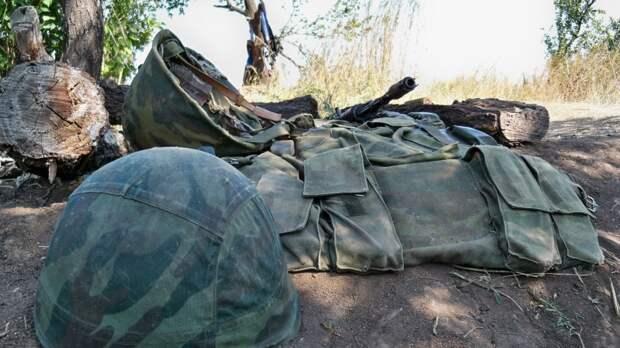 Киев выступил против замораживания конфликта в Донбассе