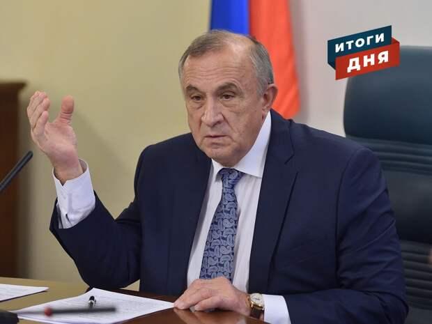 Итоги дня: сообщения о смерти экс-главы Удмуртии Александра Соловьева и грядущие морозы