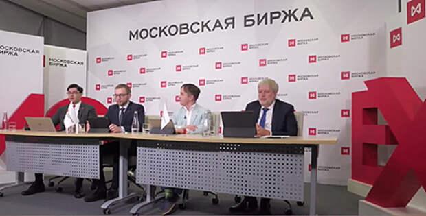 Мосбиржа видит потенциал развития биржевых фондов в России