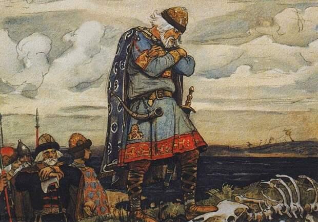 Вольга́ Святославич (также Волх Всеславьевич) богатырь оборотень (колдун) Руси