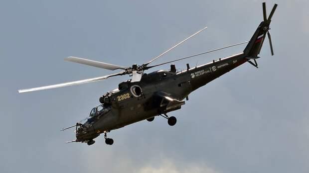 """В Чехии ответили на заявления Запада о """"непригодности"""" советских вертолетов Ми"""