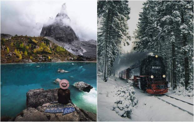 Приключения и путешествия на очаровательных тревел-снимках фотографа-самоучки