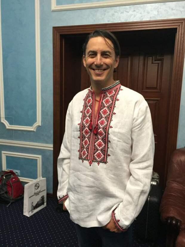 Спецпредставителем США по «Северному потоку — 2» назначен израильтянин в вышиванке
