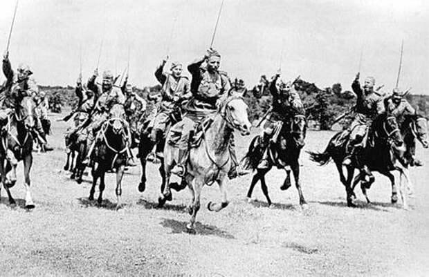 Почему кавалерия Красной Армии так эффективно воевала против вермахта